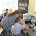 Библиотеката помага на деца за първи стъпки към програмирането