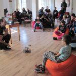 Габрово с първи групи по роботика в Седмицата на програмирането