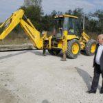С първа копка стартира ремонтът на пътя Габрово – Драгановци (снимки)