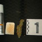 "Белезници за 17-годишен на ""Брянска"", заради марихуана"