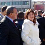 Кристина Сидорова подкрепи протеста на пенсионерите
