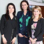 Посланикът на Азербейджан се срещна с Таня Христова и Лена Георгиева