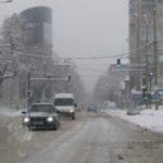 Зимата се завърна в Габрово. Жълт код за силен вятър!