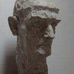 """Скулптурата """"Портрет на Лазар Донков"""" – акцент в Галерията през януари"""