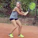 Никол Дочева влезе в топ 8 на държавното по тенис