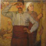 Изложба живопис на Ненко Балкански в Галерията