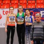 Ева Петкова е шампионка на България на 400 и 800 метра