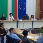 Министър Петрова обсъди демографската картина и пазара на труда
