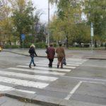 Отстраняват всички нередности по пешеходните пътеки