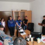 Ученици посетиха Прокуратурата в Деня на отворените врати