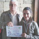 Поредна първа награда за Деяна Делуди от конкурс