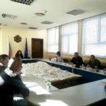 Комисията по безопасност на движението по пътищата заседава