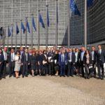 Невена Петкова участва в работна визита в Европейската комисия