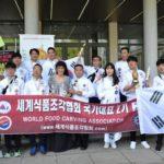Южна Корея с най-яркото представяне на карвинг фестивала в Габрово