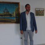 """Евгени Недев откри самостоятелна изложба """"Щрихи"""""""