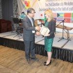Таня Христова бе в Южна Корея за среща на творческите градове