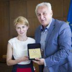 Община Габрово получи плакет от БФС