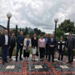 Кристина Сидорова бе част от българска делегация, посетила Грузия