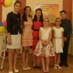 """Шест деца от музикален клуб """"Весела"""" със седем награди от Пловдив"""