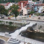 Новият мост над Янтра в Габрово ще бъде открит в началото на юли