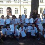 Ученици от 7 града получиха свидетелства в НМО на 1 юни