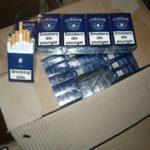 Конфискуваха 2 700 къса контрабандни цигари в Габрово