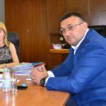 Комисар Младен Маринов бе на посещение в Габрово