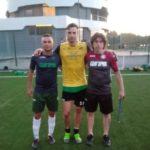 Бербатов облече фланелката на шампиона по футбол на Габрово