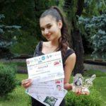 Ивета Петрова спечели първа награда в Румъния с песен на Бионсе