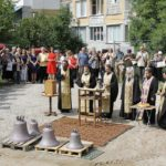 Осветиха камбаните на новия храм в Габрово (снимки)