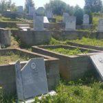 Варвари потрошиха 70 паметника в гробищата в Градница