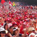 Кристина Сидорова открива Националния събор на левицата на Бузлуджа