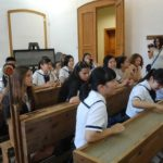 Японски деца писаха върху пясък в НМО – Габрово