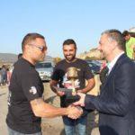 Кметът на Севлиево награди победителите в Петия кръг от шампионатa по офроуд