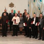 Министърът на отбраната награди общественици за активна военнопатриотична дейност