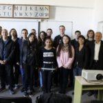 """Ученици от ПТГ """"Д-р Никола Василиади"""" на практика във Валенсия"""