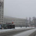 Снегопочистващите фирми и дружества работят за разчистване на снега