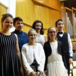 """Пианистите на Музикален клуб """"Весела"""" спечелиха 8 награди"""