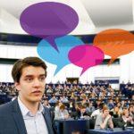 Младежки дебат в Габрово: Накъде отива Европа?