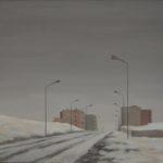 Картини на Иван Христов – Грога са акцент през декември в Галерията