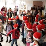 Детски празник в Дневния център за стари хора