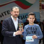 Кметът на Севлиево награди най-добрите спортисти на 2018-та