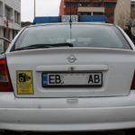 Спряха млад шофьор, карал напушен в Габрово