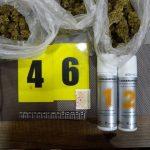 Спипаха млад габровец с над 20 грама марихуана