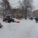 Повече от 40 машини чистят пътища и улици в Габрово