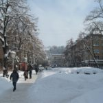 Слънчево, но студено е времето в Габрово