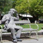 Габровци дариха 705 лева за скулптурната композиция на Керката