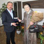 Кметът Иван Иванов удостои с плакет Гудрин Георгиев