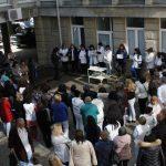 Медицинските специалисти в Габрово протестираха и поискаха оставки
