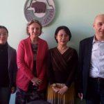 Китайската асоциация за приятелство с народите посети Габрово